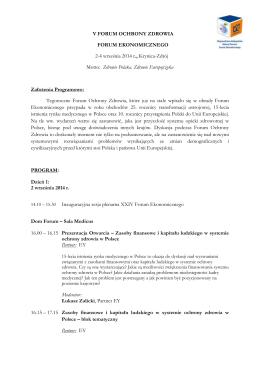 Psychologiczne determinanty rozwoju chorób somatycznych