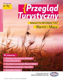 2014 Przeglad 85 1 - Warmińsko – Mazurska Regionalna