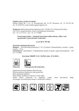 Acta Agrophysica, 2014, 21(1), 17