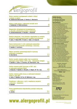 Numer 1/2012 (109) Czerwiec