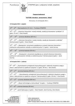 Notatka ze spotkania 18.03.2011 (pdf do pobrania)