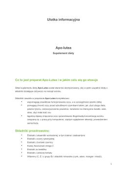 Regulamin programu szkoleniowego (PDF)