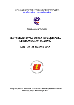 marcowo-kwietniowe wydanie gazetki 2011/2012