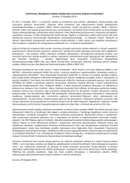 Halina T. Szunejko (Australia) - IV Kongres Polskich Towarzystw