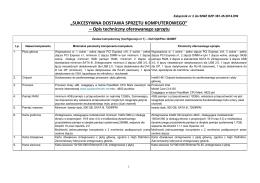 aktualna oferta szkolen - pobierz plik pdf - HAIR