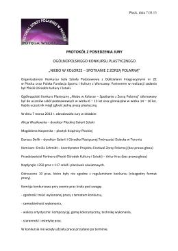 """Program Konferencji """"Czyste niebo nad Polską"""""""