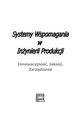 ZARZĄDZANIE JAKOŚCIĄ W LOGISTYCE pdf.