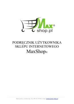Regulamin Sklepu Internetowego wojnaopon.pl