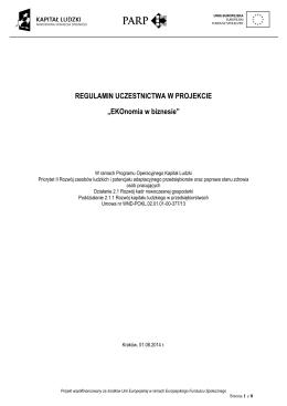 Dowiedz się więcej (PDF) - EWSB Europejska Wyższa Szkoła Biznesu