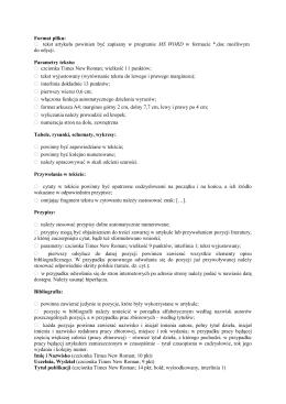 Podsumowanie seminarium - Instytut Badań i Rozwoju Motoryzacji