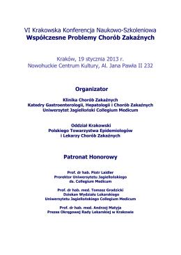 Informacja dla Klientów Warszawa, 23.01.2013 r