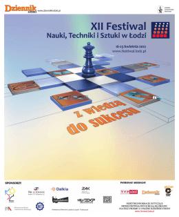 Szczegółowy plan imprez festiwalowych