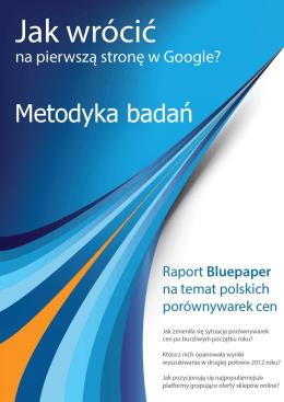 Bluepaper 12/2012 Metodyka