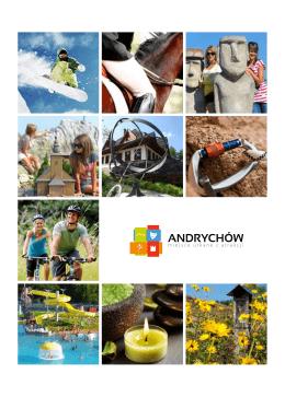 POBIERZ: Andrychów - miejsce utkane z atrakcji. (pdf, 2.30 MB)