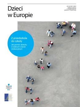 Dzieci w Europie - Fundacja Rozwoju Dzieci im. Komeńskiego