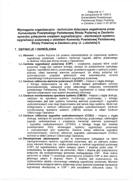 Monitoring - KP PSP Zwoleń