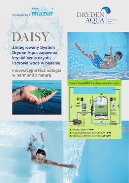 Zintegrowany System Dryden Aqua zapewnia krystalicznie czystą i