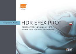 HDR EFEX PRO™ - Graficzne.pl
