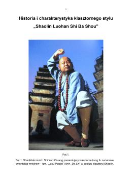 Historia i charakterystyka klasztornego stylu