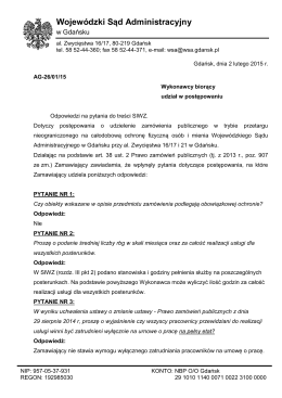 Odpowiedzi na pytania_2.pdf - Wojewódzki Sąd Administracyjny w