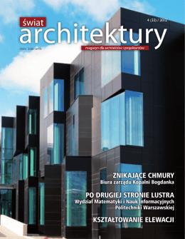 swiat 22 - Świat Architektury
