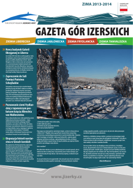 gazeta gór izerskich