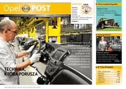 PoSt opel - Opel Post
