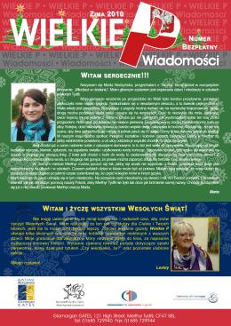 Wielkie P 2010 3 - Stowarzyszenie Polaków w Dolinach Walii
