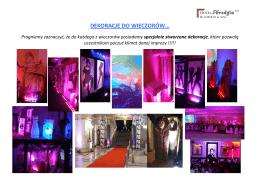 imprezy wieczorne-tematyczne - DELPOL Event