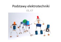 Podstawy elektrotechniki