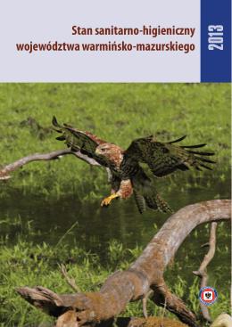 Raport o stanie sanitarnym województwa warmińsko