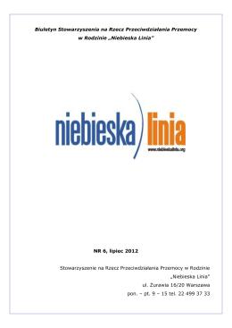 Biuletyn Informacyjny Stowarzyszenia