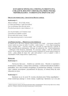 Katyń - prezentacja multimedialna