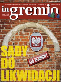 więcej - Okręgowa Rada Adwokacka w Szczecinie