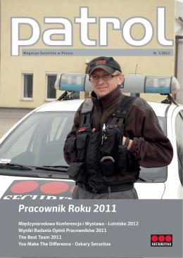 Pracownik Roku 2011