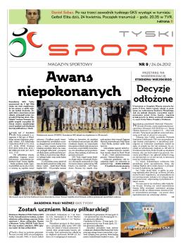 Twoje Tychy - Tyski Sport S.A.