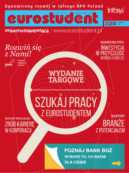 SZUKAJ PRACY - Eurostudent.pl