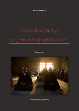 Podręcznik do Wiedzy o Magicznych Miejscach i Rytuałach