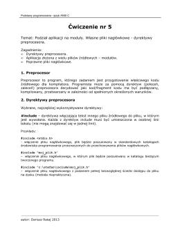 format pdf - Podstawy programowania