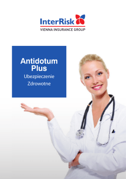 """Antidotum Plus"" w INTERRISK"