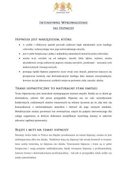 • w szybki i efektywny sposób pozwala uzdrowić bądź udoskonalić