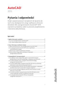 AutoCAD - Graficzne.pl