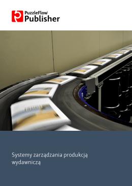 Systemy zarządzania produkcją wydawniczą