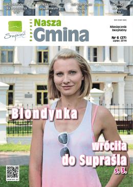 Blondynka do Supraśla - Centrum Kultury i Rekreacji w Supraślu