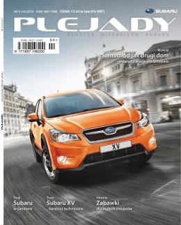 Subaru XV - Magazyn Plejady