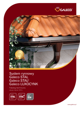 katalog - Galeco
