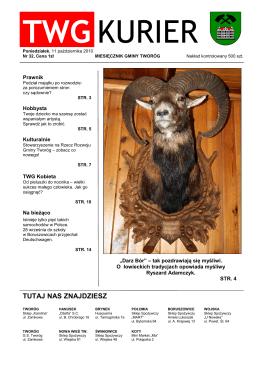 Nr 32 (11 października 2010)