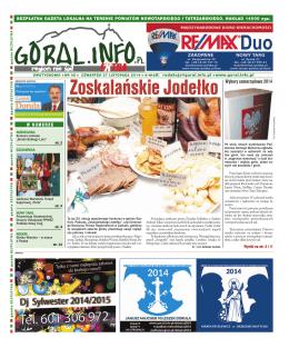 Nr 48/2014 - Goral.info.pl