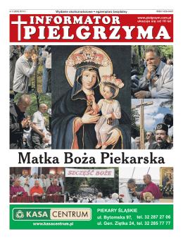Matka Boża Piekarska - Informator Pielgrzyma