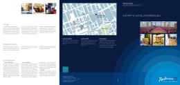 Informacja na temat Hotelu Radisson Blu w Warszawie
